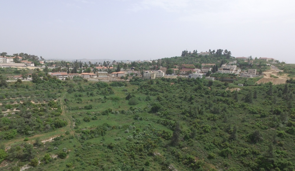The youth village Kiriat Yearim in the hills of Jersualem