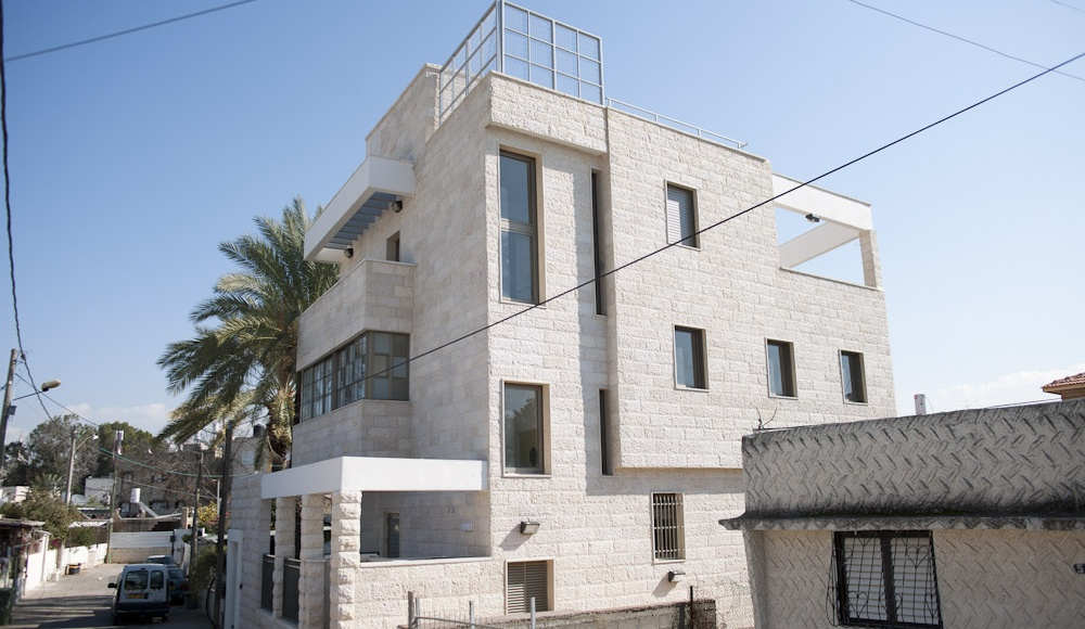 Das Nanni Center in Ramle